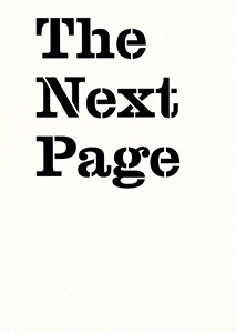 The Liberated Page - The Next Page