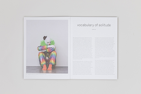 Vocabulary of Solitude