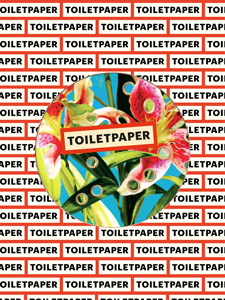 Toilet Paper - Limited edition (+ scarf)