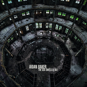 Aidan Baker - The Sea Swells a Bit (2 vinyl LP)