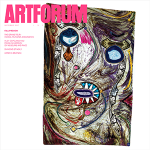 Artforum - September 2017