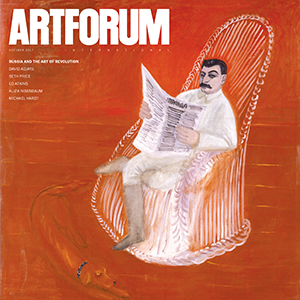 Artforum - October 2017