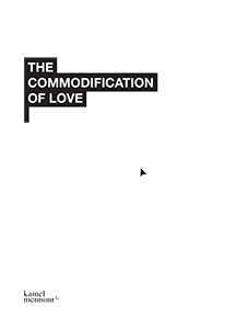 The Commodification of Love