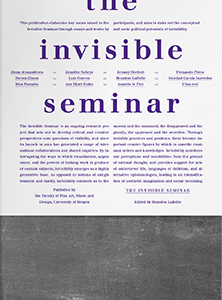 The Invisible Seminar