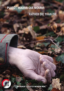 Natacha Nisic - Rather Die Than Die (DVD)
