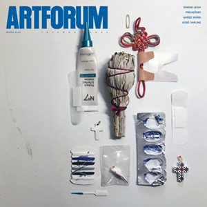Artforum - March 2018