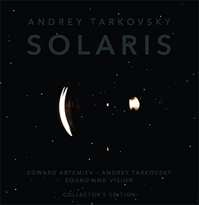 Andrey Tarkovsky & Edward Artemiev - Solaris - Sound and Vision (coffret livre + vinyl LP + CD + DVD Blu-ray)