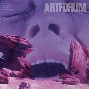 Artforum - April 2018
