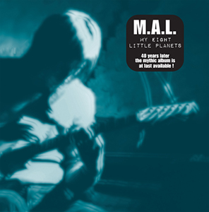 M.A.L. - My Sixteen Little Planets (CD)