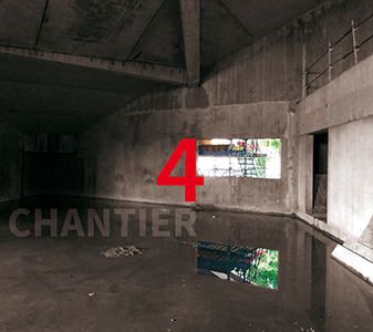 Pascal Battus, Bertrand Gauguet & Eric La Casa - Chantier 4 - Philharmonie 1/2/3 (CD)