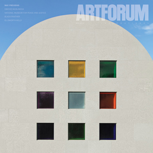 Artforum - May 2018