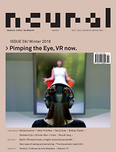 Neural - Pimping the Eye, VR now