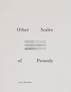 Tanaz Modabber - Other Scales of Prosody