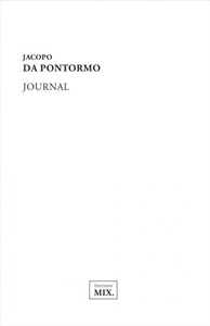 Jacopo Da Pontormo - Journal