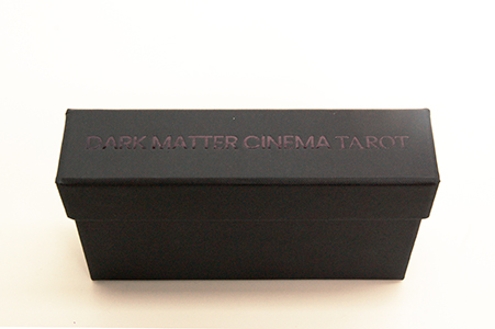 Silvia Maglioni & Graeme Thomson - Dark Matter Cinema Tarot (box set)