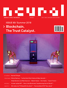 Neural - Blockchain. The Trust Catalyst