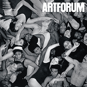 Artforum - September 2018