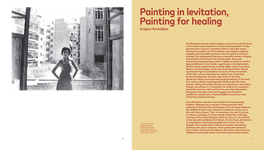 Painting in Levitation