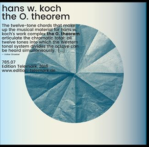 Hans W. Koch - The O. theorem (vinyl LP)