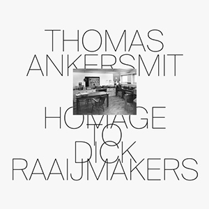 Thomas Ankersmit - Homage to Dick Raaijmakers (vinyl LP)