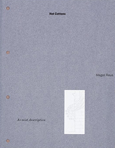 Magali Reus - Hot Cottons - As mist, description