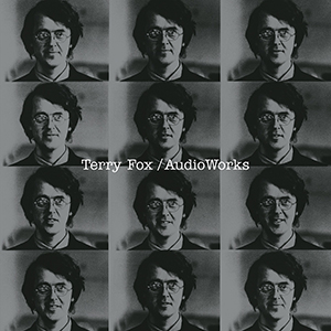 Terry Fox - AudioWorks (vinyl LP)