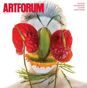 Artforum - January 2019