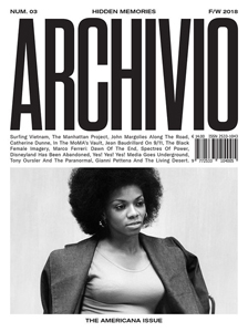 Archivio - The Americana Issue