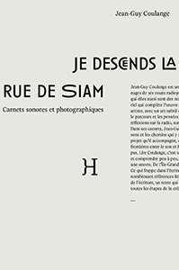 Jean-Guy Coulange - Je descends la rue de Siam