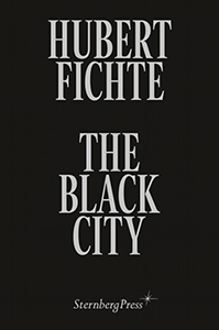 Hubert Fichte - The Black City - Glosses