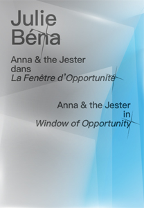 Julie Béna - Anna & the Jester in Window of Opportunity