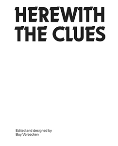 - Herewith the Clues
