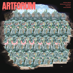 Artforum - April 2019