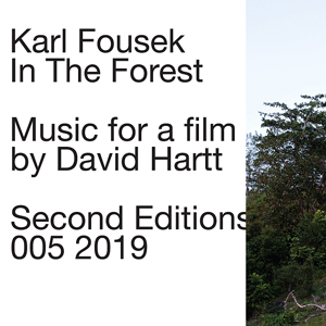 Karl Fousek - In The Forest (vinyl LP)