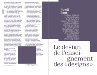 Design en regards