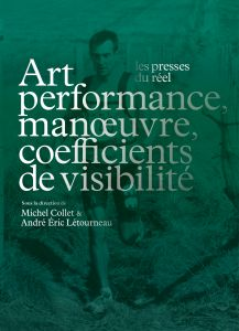 - Art performance, manœuvre, coefficients de visibilité