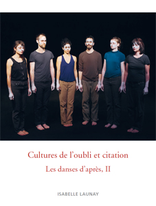 Isabelle Launay - Cultures de l\'oubli et citation