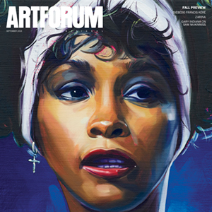 Artforum - September 2019