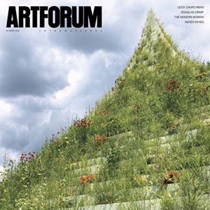 Artforum - October 2019