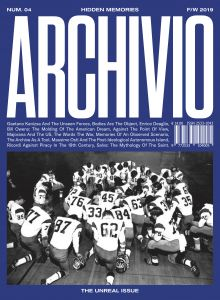 Archivio - The Unreal Issue