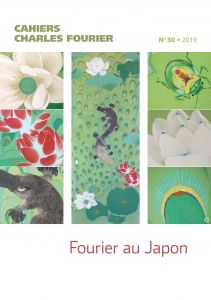 Cahiers Charles Fourier - Fourier au Japon