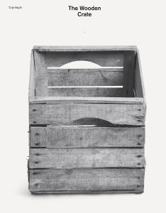 Typologie - The Wooden Crate