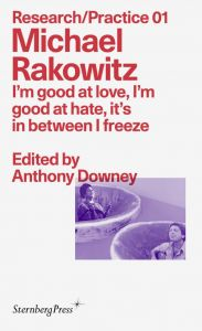 Michael Rakowitz - Research/Practice 01 - I\'m good at love, I\'m good at hate, it\'s in between I freeze