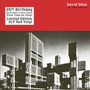 David Shea - The Tower of Mirrors (2 vinyl LP)
