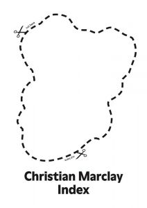 Christian Marclay - Index