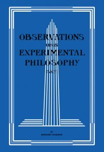 Margaret Cavendish - Observations upon Experimental Philosophy