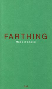 Stephen Farthing - Mode d\'emploi - Limited edition