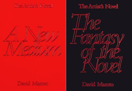 David Maroto - The Artist\'s Novel - Part 1 + 2 (special offer)
