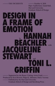 Hannah Beachler - Design in a Frame of Emotion