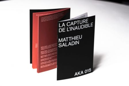 La capture de l'inaudible (livret + carte SD)